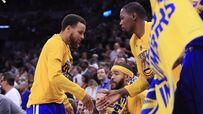 Curry og Durant ordnet finale for Golden State Warriors